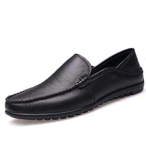Phil Betty Mens Casual Shoes Breathable Round-Toe Fashion Flat ()