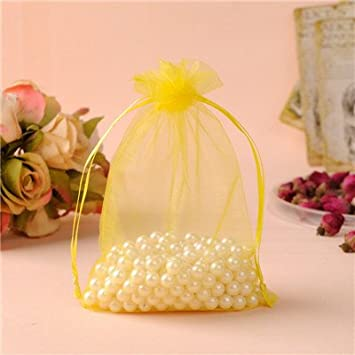 Amazon.com: ShineBear bolsas de Regalo Large Organza Gift ...