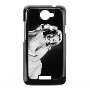HTC One X Cell Phone Case Black Marilyn Monroe Anqcrl Hard protective Case Shell Cover