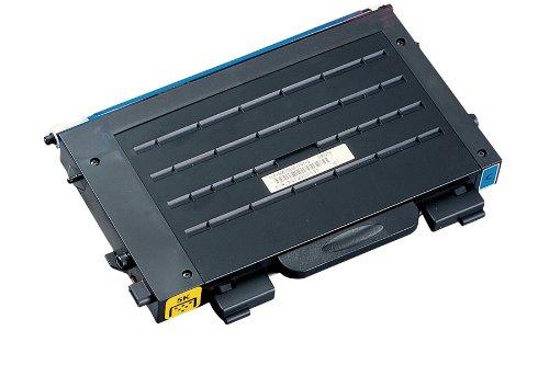 Samsung CLP-510D2C/SEE Cyan Toner 2K Yield (CLP-510, - Cyan Toner 2k