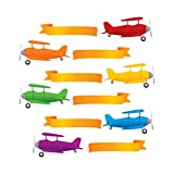 Edupress Planes and Banners Accents