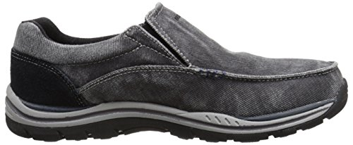 Skechers USA Previsto Avillo rilassato-fit Slip-on Loafer