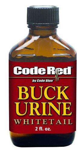 - Code Blue CR Buck Urine (2-Ounce)