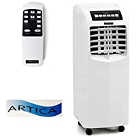 ARTICA Portable Air Condition 10,000 Btu Whit Remote Control