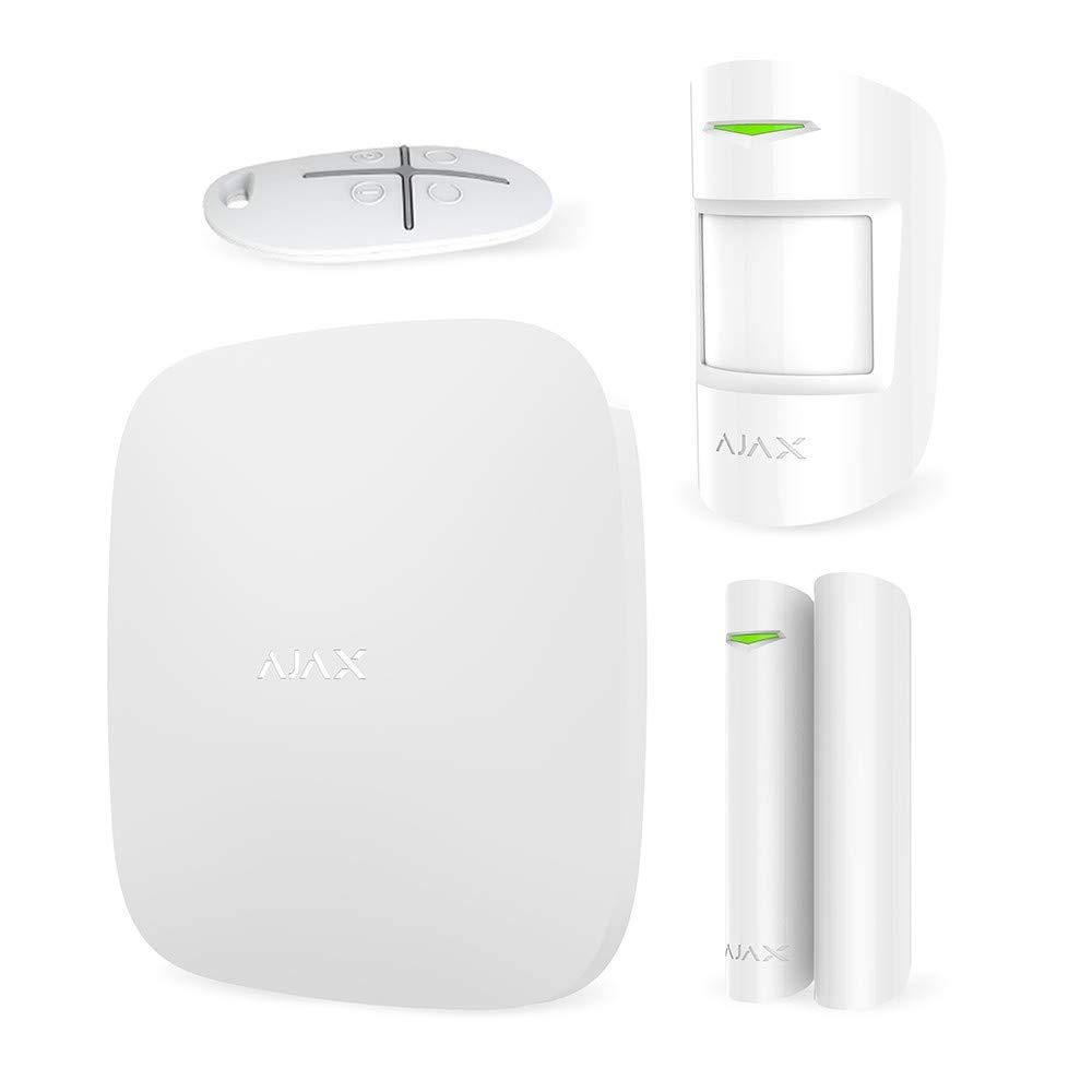 Kits de alarma Ajax compuesta Central Mando Detector ...