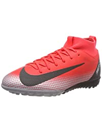 Nike Youth Soccer Jr. SuperflyX Academy CR7 Turf Shoes