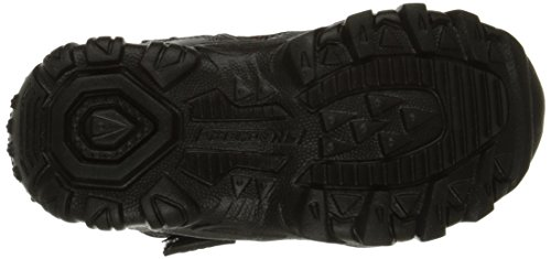 "Skechers Star Wars Boys ""hipernova luminoso Zapatillas Black-Red-Darth Vader"