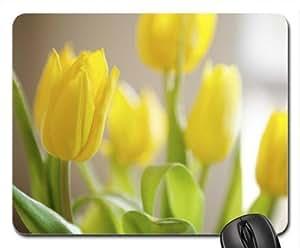 BRIGHT FEELINGS Mouse Pad, Mousepad (Flowers Mouse Pad)