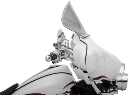 Klock Werks Flare Windshield 11.5 Inch Tint FLH 96-11 (Klock Werks Windshield Flare)