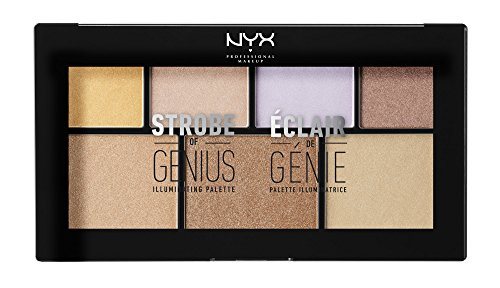 NYX Professional Makeup Strobe Of Genius Illuminating Palette by NYX