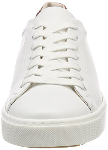 Sneaker Donna Bianco 57 KB White 100 Cain Marc L37 Sh xUY61XP