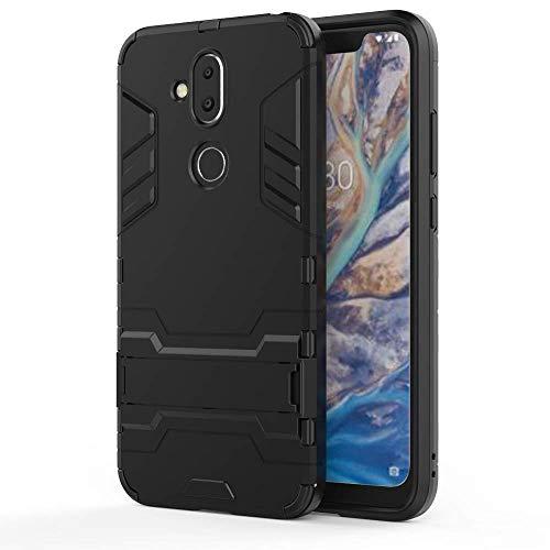 Nokia 8.1 X7 Case+ Screen Protector,ZLDECO...