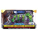 DC Universe Infinite Heroes Crisis Exclusive Action Figure 8-Pack Battle for Metropolis