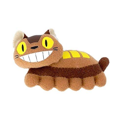 스튜디오 지브리 이웃의 토토로 고양이 버스 네코버스 미니 마그넷 길이7.5cm
