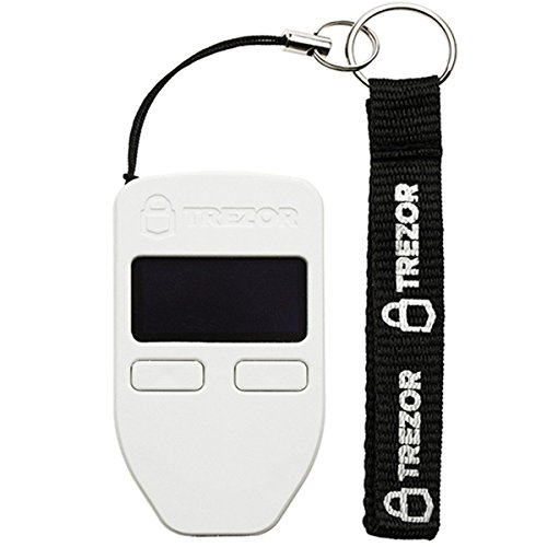 Blanco y Negro Combo Trezor hardware Wallet Vault Safe for ...