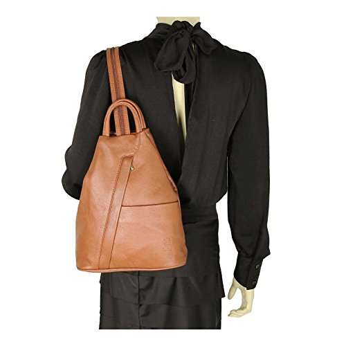 Couture ca Cognac Cognac Women's Brown 25x30x11 BxHxT Beautiful Backpack OBC Only cm black wxYqEFR8
