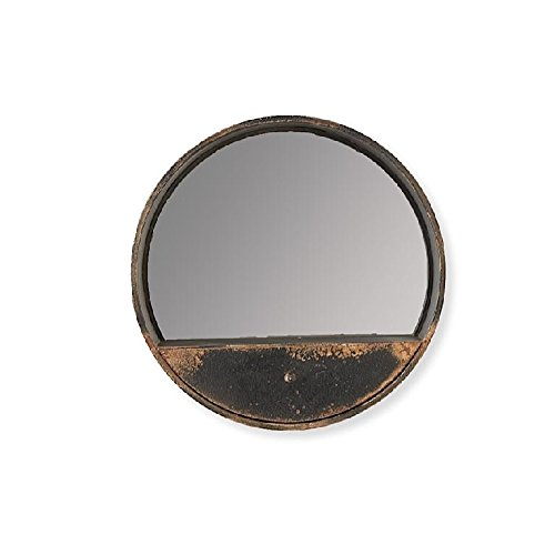 Home Accents Metal Mirror - 6