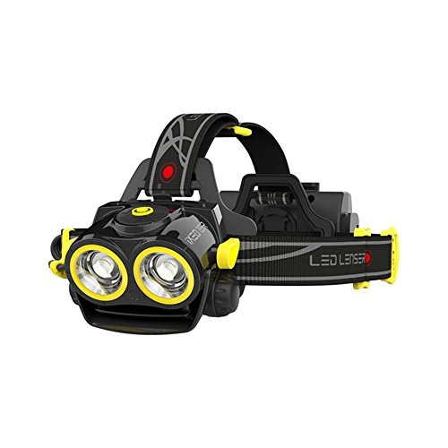 LED Lenser - iXEO 19R Industrial Rechargeable Headlamp by Ledlenser