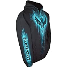 Sid Vicious League Of Legends Hoodie Support Jacket For Men Custom Airbrushed