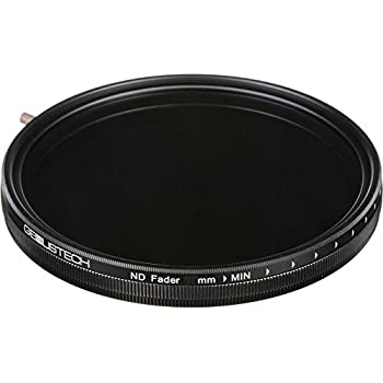 Genustech 82mm Variable Neutral Density and Circular Polarizer Filter