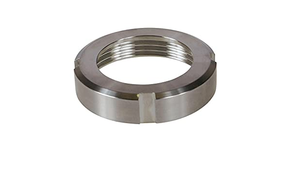 Glacier Tanks - 3 Pack 25mm 1 inch DIN Round Nut - Stainless Steel SS304
