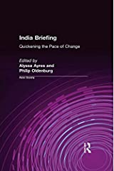 India Briefing: 2001 (Asia Society Briefings (Hardcover))
