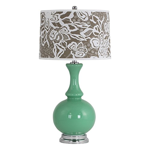 Aspire Nabila Green Table Lamp (Lamp Aspire Table)