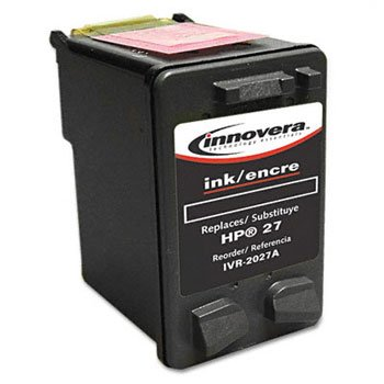 Ink 4215 (Innovera 2027A - 2027A Compatible Remanufactured Ink, 280 Page-Yield, Black-IVR2027A)