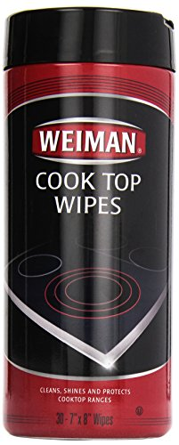 Weiman Cooktop Quick Wipes 30