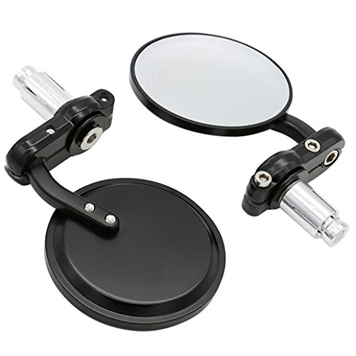 Handlebar End Mirrors - 5