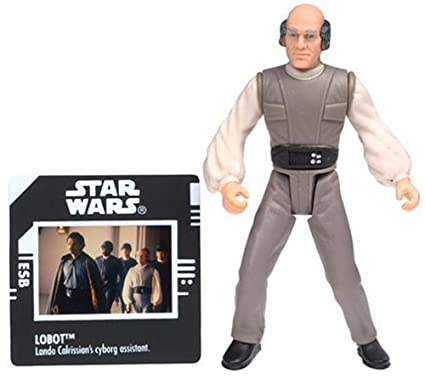 Amazon.com: Japan Import Star Wars freeze frame FREEZE FRAME Lobot ...