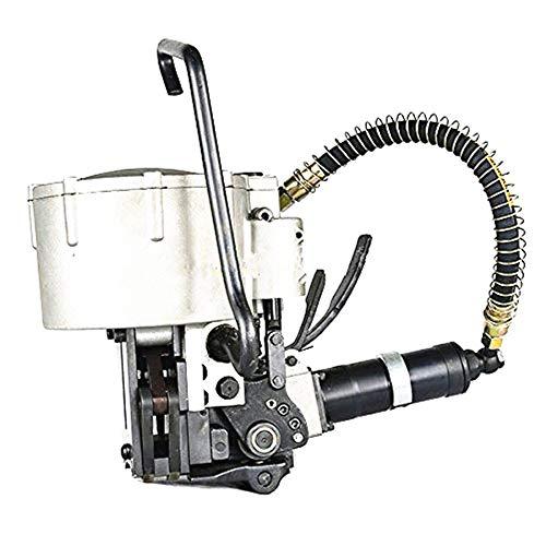 (YiFun Trade Pneumatic Combination Steel Strapping Tool, Pneumatic Strapping Tensioner and Pneumatic Sealer In One Machine For 32mm 0.45-0.6Mpa )