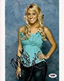 Vienna Girardi Signed The Bachelor 8X10 Photo Coa Bachelorette Pad Aut