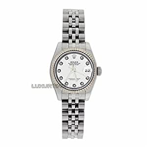Rolex Datejust Automatic-self-Wind Female Watch 179174 (Certified Pre-Owned)