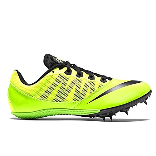 Women's Nike Zoom Rival S 7 Track Spike Electric Green/Volt/Black (Nike Spikes)