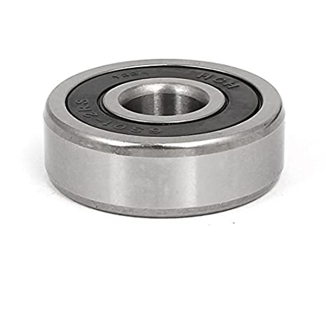 eDealMax 12mmx37mmx12mm Seal Design ranura profunda Rolling Ball ...