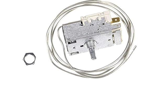 ECRON - Termostato congelador Ecron CH99: Amazon.es: Bricolaje y ...