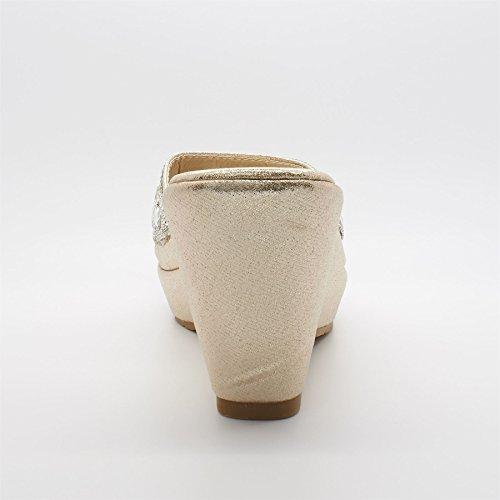 Footwear Or Pour Femme London Sandales 1zwqgq4
