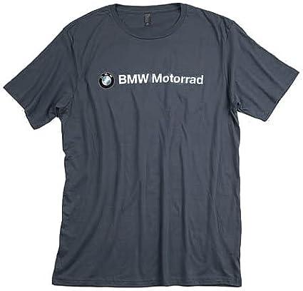 BMW Genuine Motorcycle Motorrad Men Classic T-Shirt Tee Shirt Grey M Medium
