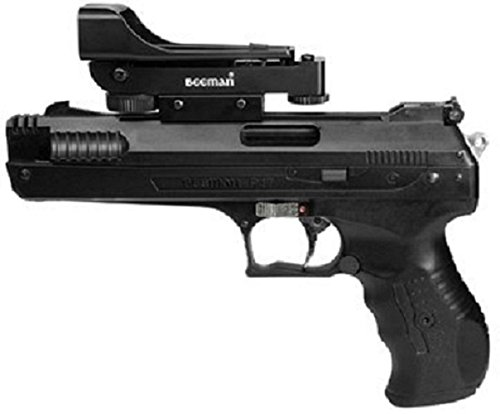 Beeman P17 Deluxe Pellet Pistol with Red Dot ()