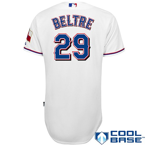 reputable site d0f3b 05300 Buy MLB Men's Texas Rangers Adrian Beltre Six Button Cool ...