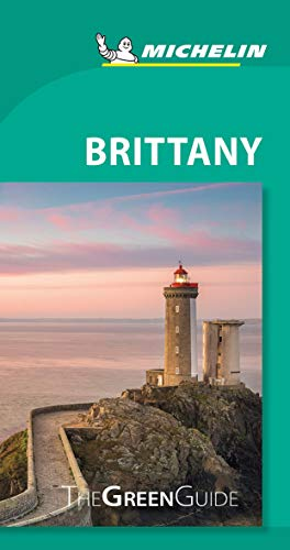 Michelin Green Guide Brittany: Travel Guide (Green Guide/Michelin) (Green Guides)