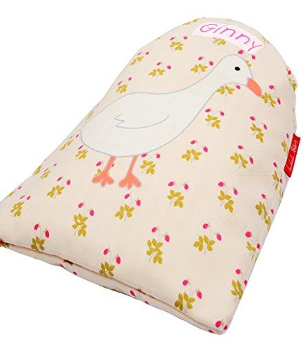 Personalisiert Duck Pumpe/ Schuh/ Fitness/ PE/ Ballett Rucksack Ranzen Tasche Aus Izabela Peters Gracie's Garten Angebot