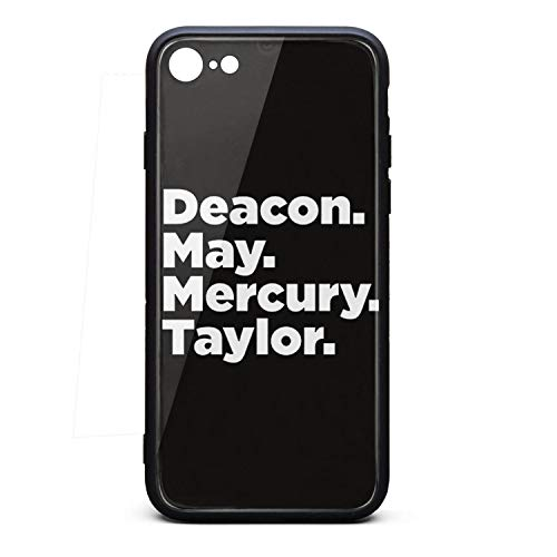 Freddie-Mercury-Brian-May- Printed Skid-Proof Protective Cushion Basic Phone Case for iphone6s Plus