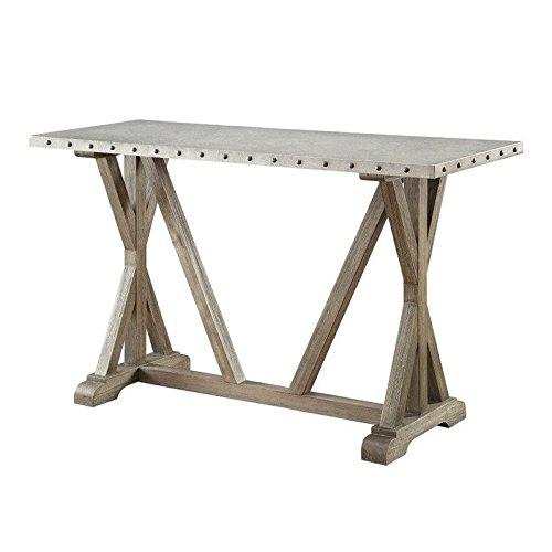 Coaster 703749 Home Furnishings Sofa Table, Driftwood by Coaster Home Furnishings