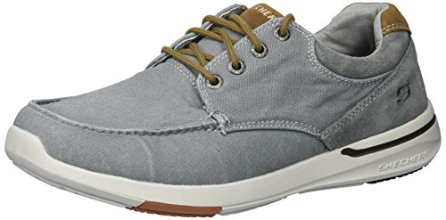 Skechers Men's Relaxed Fit elent arven Boat Shoe Buy