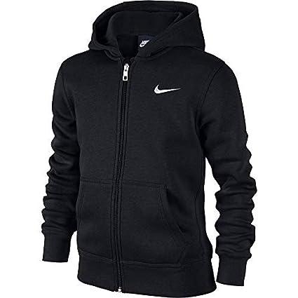 Nike Young Athletes 76 Brushed Sweat shirt à capuche zippé Mixte Enfant