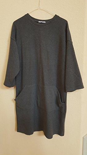 zara-gray-dress-s-retail-35