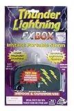 Thunder & Lighting Sound Maker Halloween Box
