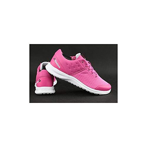 Mujer Reebok pink White Para Senderismo De Prime Dmx Zapatillas Lite Rosa qq0wH